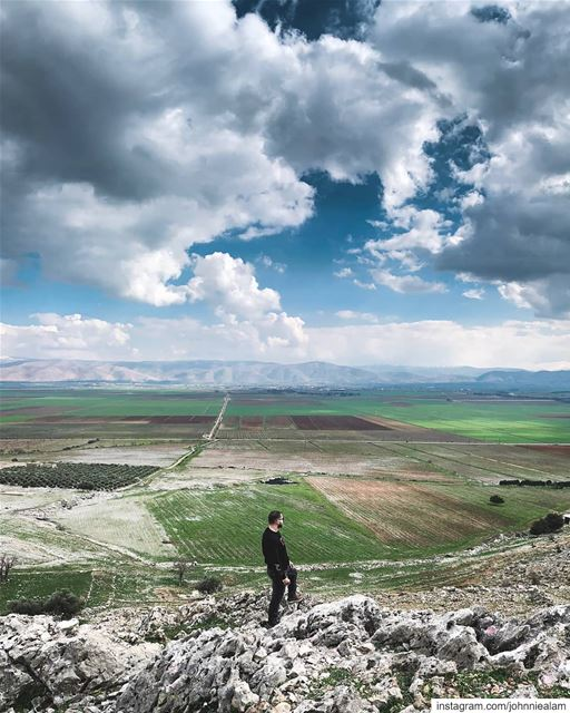 My goal is not to be better than anyone else... It is to be better than I... (Bekaa Valley)