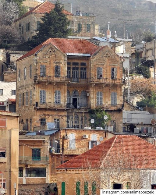 It is not the honor that you take with you, but the heritage you leave... (Zahlé, Lebanon)