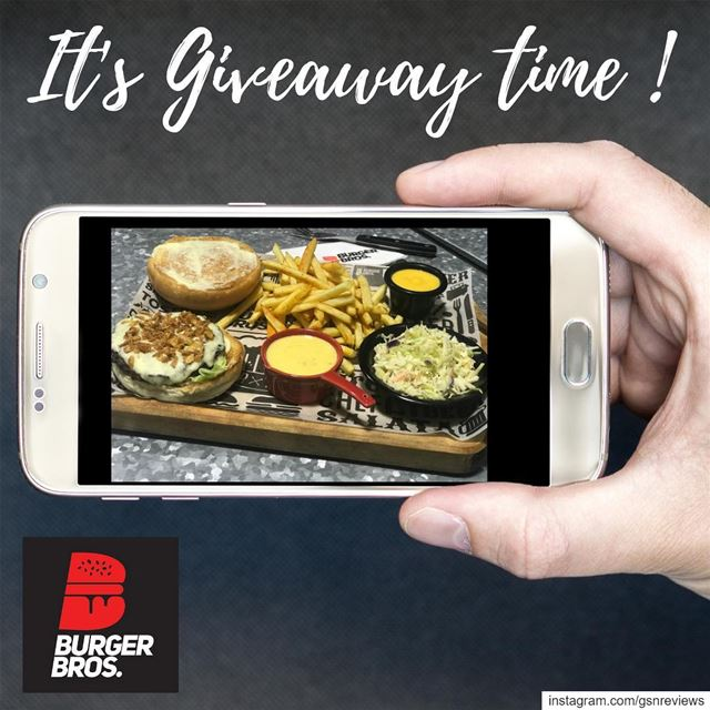 🚨 Giveaway alert 🚨.@gsnreviews and @burgerbroslebanon are giving the... (Burger Bros)