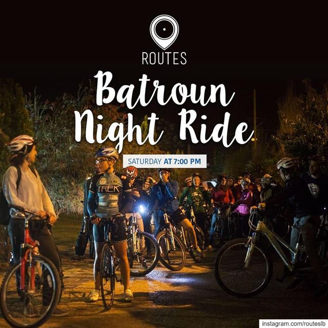 Back on wheels 🚴‍♂️Join us this Saturday March 9 for our new upgraded... (Batroûn)
