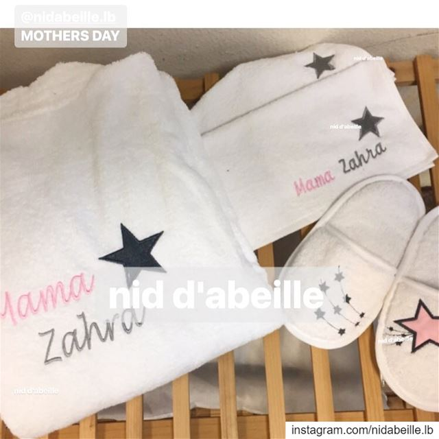 Happy mother's day 💖 Write it on fabric by nid d'abeille  mama  mother ...