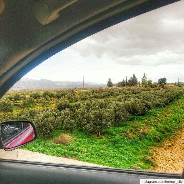Happy sunday!Photo by @imantaha777 hermel  hermel_city  bekaa ... (El Hermel, Béqaa, Lebanon)