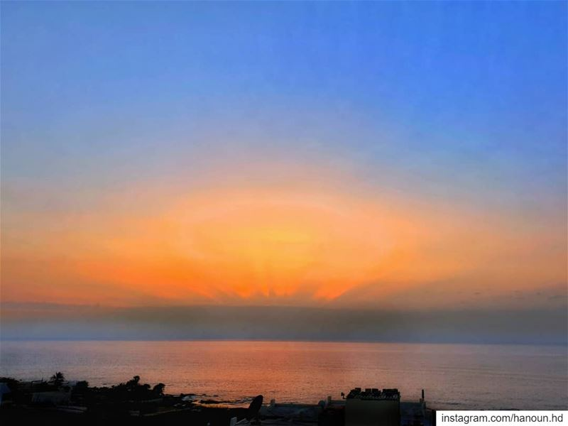 sunset  sunsets  sunsetbeach  sunset_pics  sunset_love  sunsetphoto ... (El Berbâra, Mont-Liban, Lebanon)
