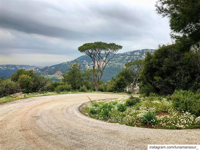 the path... (Mount Lebanon Governorate)