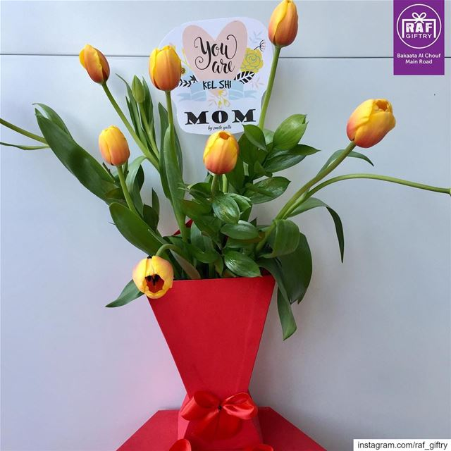 A special bouquet for an amazing mom 💐 raf_giftry............. (Raf Giftry)