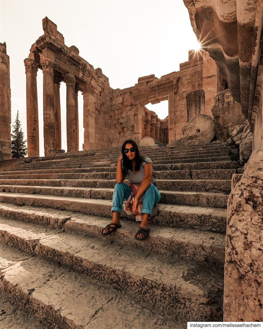 i've always been fascinated by history and today i get to travel somewhere... (Lebanon)