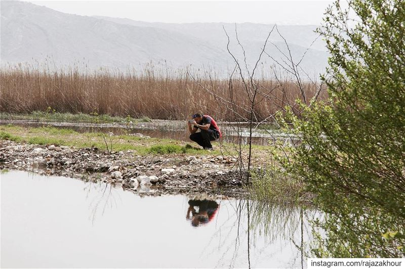 Spotted!by @elizabethnajem bekaa  lebanon.. reflection  photography ... (Bekaa Valley)
