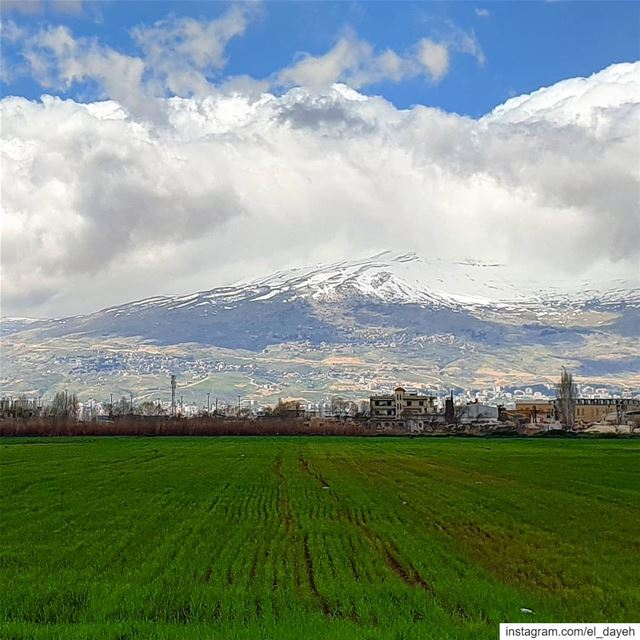 🇱🇧💕💕 naturelover  amazinglebanon  discoverlebanon  discoverplaces ... (Bekaa Valley)