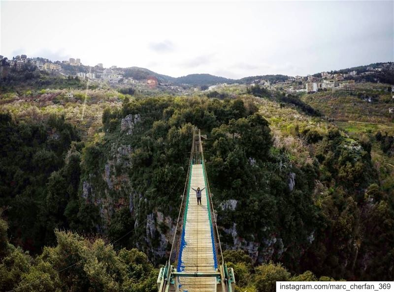 mountains  bridge  sir  Donniyeh  Lebanon 🇱🇧 livelovelebanon ... (Sir Ad Dinniyah, Liban-Nord, Lebanon)