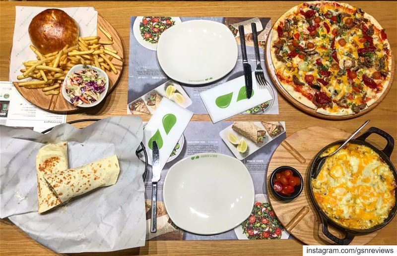 A boosted ZWZ outlet at Zalka; reshuffled , restructured ; and  refreshed � (Zaatar W Zeit)