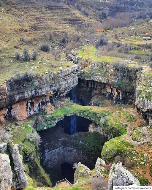 Hike with @promaxsports this Sunday, April 07 from Balaa Sinkhole to... (Balaâ, Liban-Nord, Lebanon)