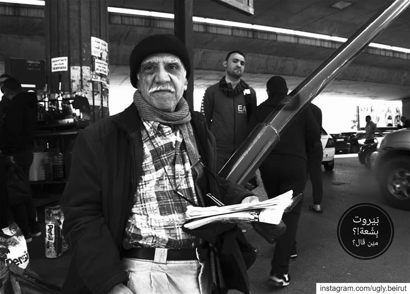 🇱🇧 People on the street ( Black and white serries) uglybeirut  بيروت_مش (سوق الاحد الشعبي              souk el ahad)