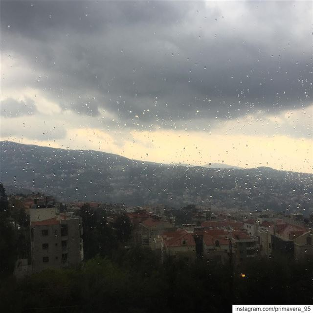 rain  clouds  storm  april  friday  goodfriday  mountains  capture  view ... (Ballouneh, Mont-Liban, Lebanon)