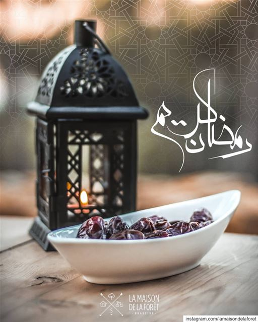 May you be blessed with peace and joy in this holy month.  RamadanKareem 🌙