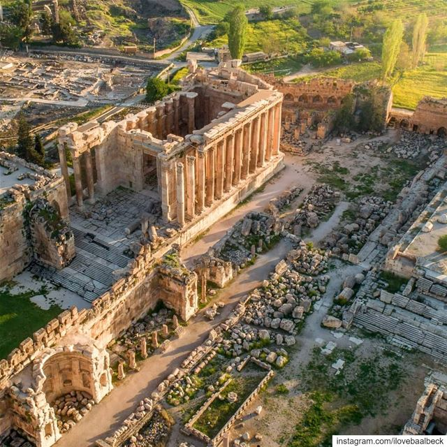 Beauty and GreatnessBy @rami_rizk89 Baalbeck  IloveBaalbeck  Lebanon ...