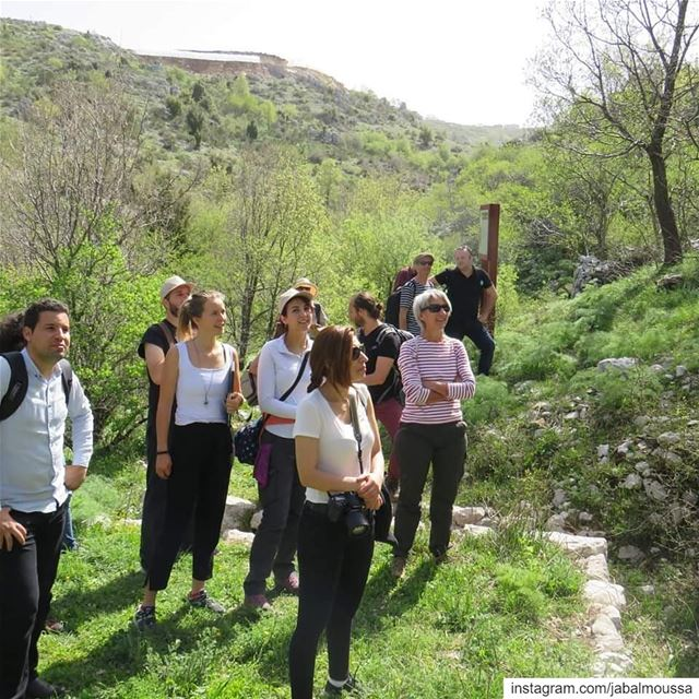 -Thematic Workshop in the framework of Edu-Biomed, an  Erasmus+ project-... (Jabal Moussa Biosphere Reserve)