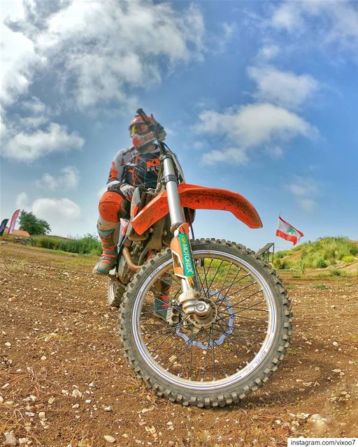 Put The Fun Between Your Legs ....  motorcycles  motocross  ktm ... (Motocross Academy Lebanon)