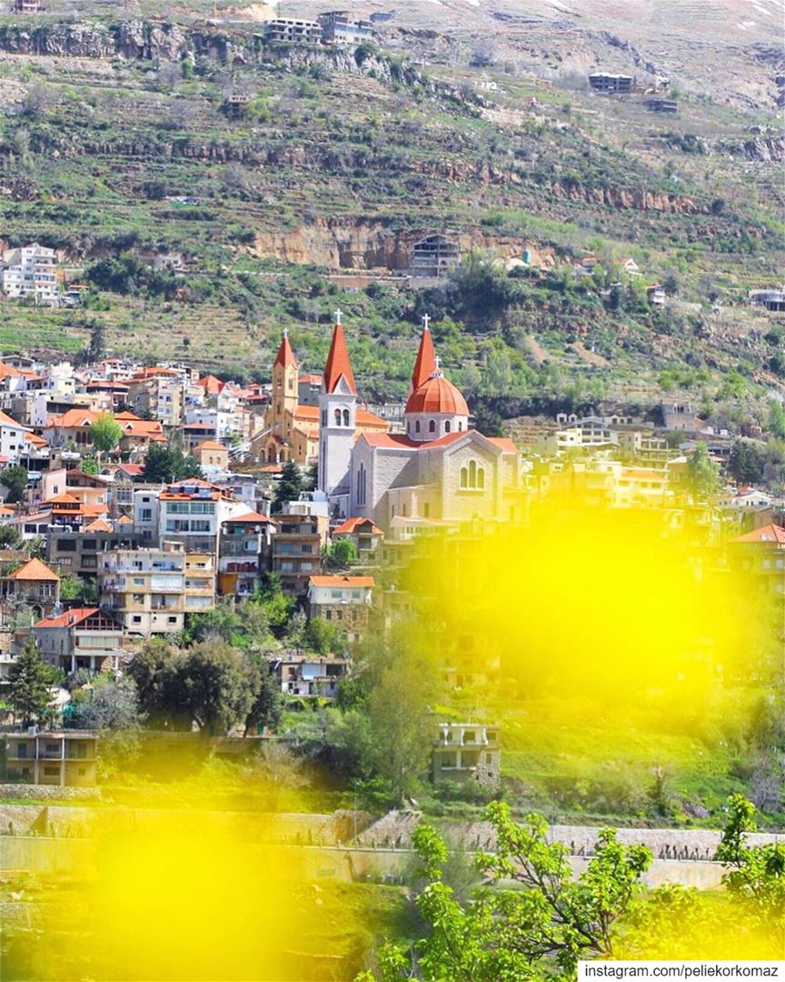 In my deepest, darkest moments, what really got me through was a prayer.... (Bcharré, Liban-Nord, Lebanon)