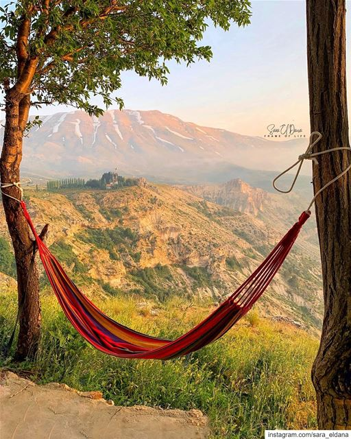 Fill your life with adventures 🌴~🌴 (Bsharri, Lebanon)