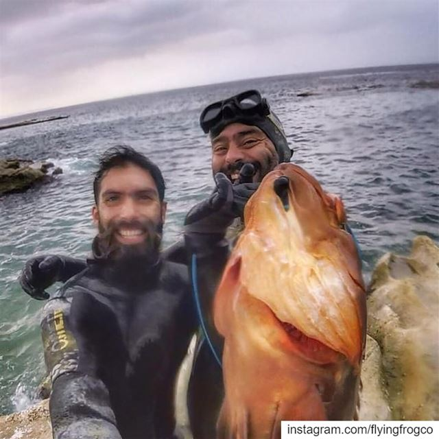 Freediving could be used for spearfishing which is a noble sport & the... (Lebanon)