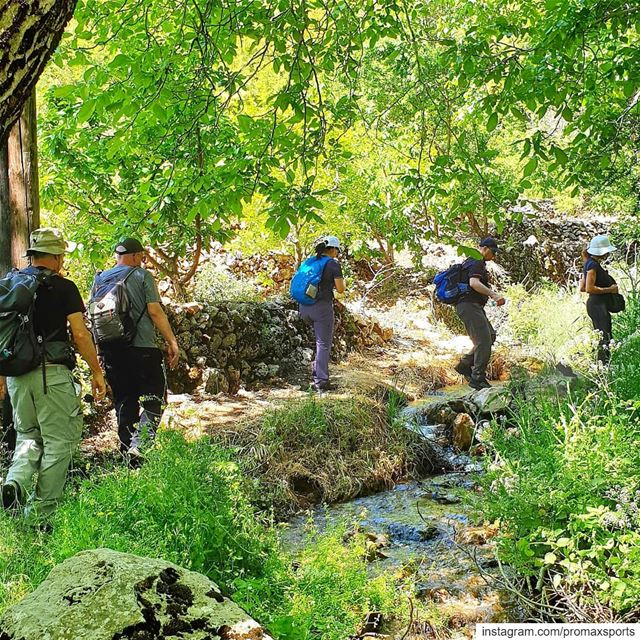 Hike with @promaxsports this Sunday, June 30 on Kefraya trail in West...