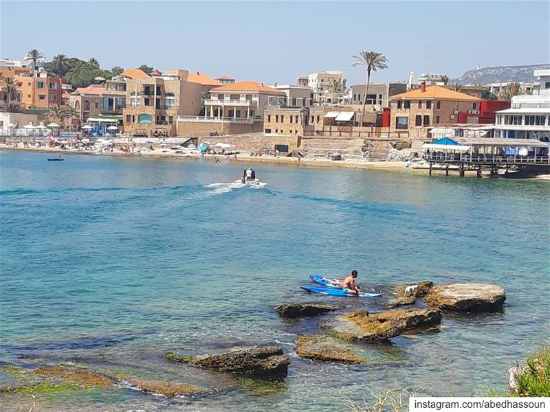 FUN FUN in the Sun 🏄🏻‍♂️🏖🏄🏻‍♀️...Batroun | البترون.......... (Batroûn)