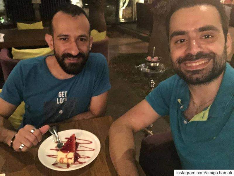 2nd birthday surprise , thank you @elie_kortbawi  beirut  lebanon ... (Junction)