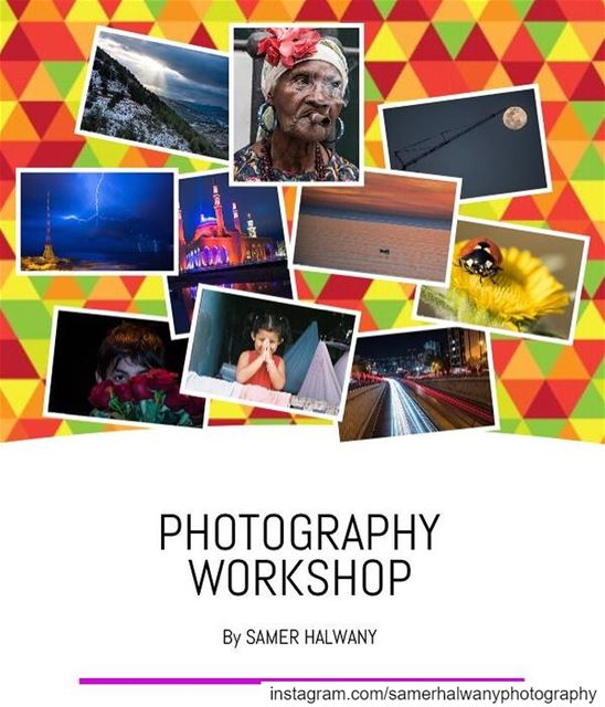 Join us this July 2019 for a full Photography course, contact me for...