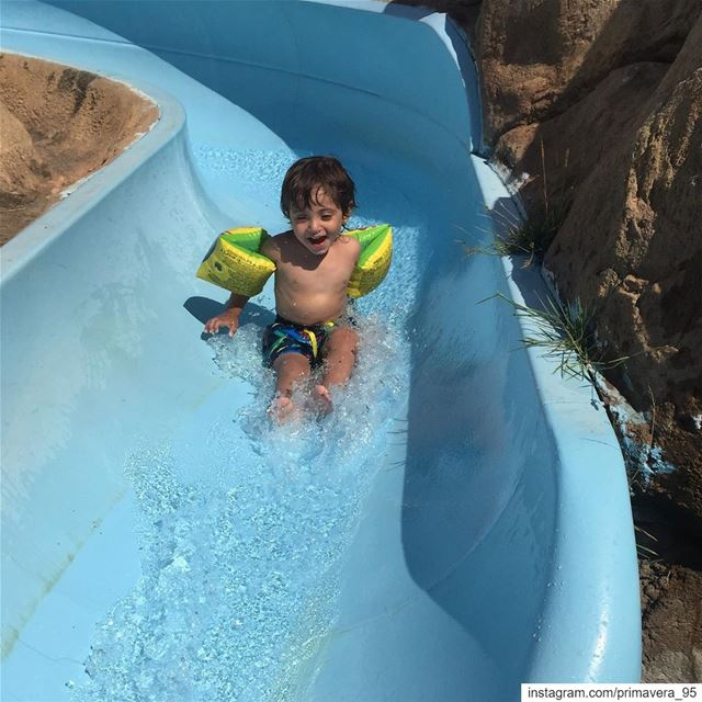 summer  waterpark  waterslide  elias  dayoff  fun  sun  funinthesun ... (Water Gate Adventure Park)