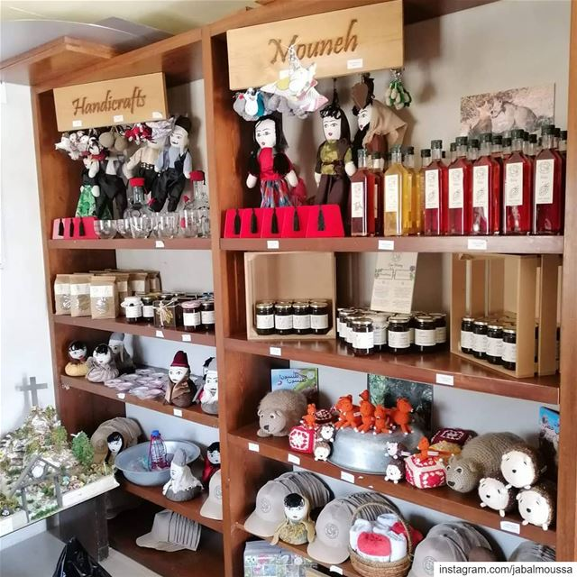 Buy Local!Our  JabalMoussa line of food and handicraft products is... (Jabal Moussa Biosphere Reserve)