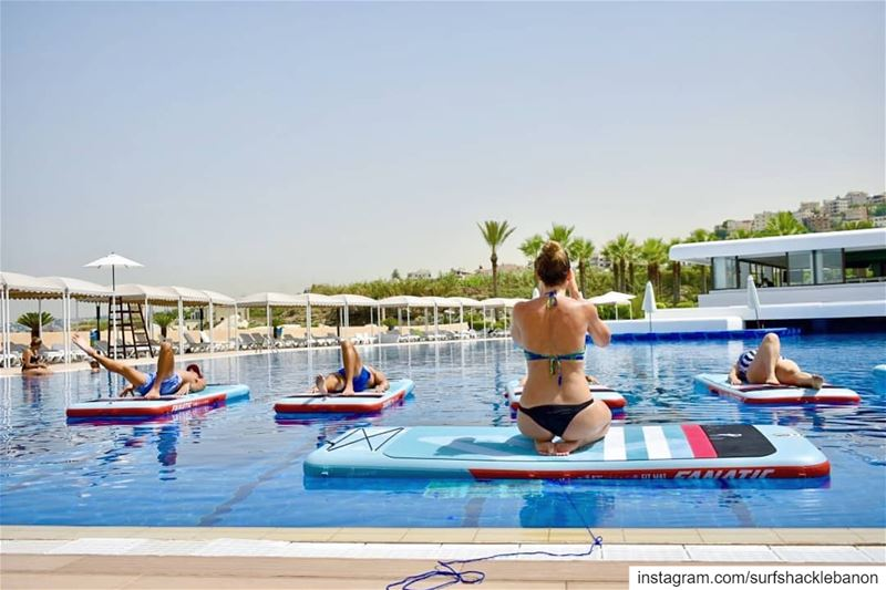 PLTS - Join us every Wednesday at 10:15am for a Pilates class on fitmats... (Halate Sur Mer)