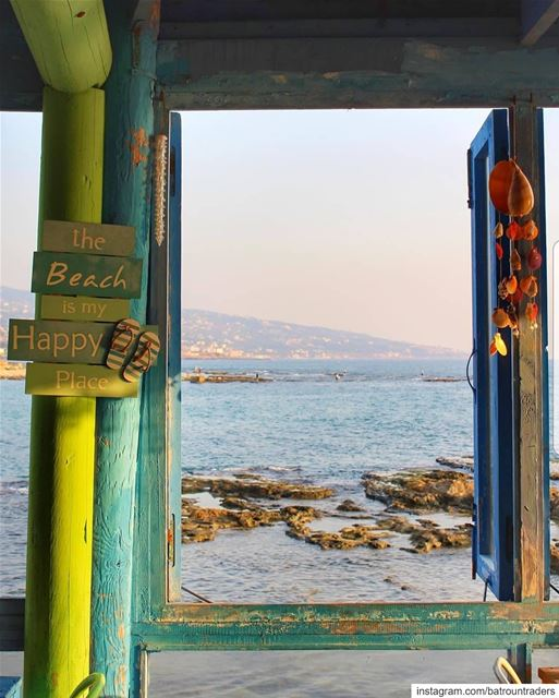 batroun @chezmaguy  البترون_سفرة  beach  sea  mediterraneansea ... (Batroûn)