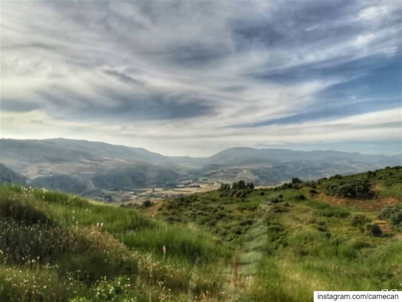 lebanon  summer  scenery  nature  colors  sky  clouds  view ...