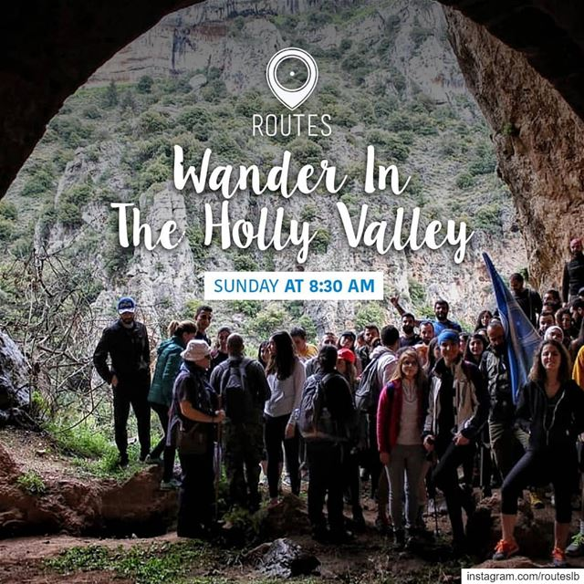 Its time for us  to discover the holy valley of Qannoubin, known as Wede... (Hadchit)