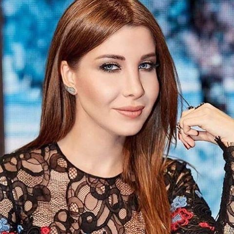 Nancy Ajram - project Runway