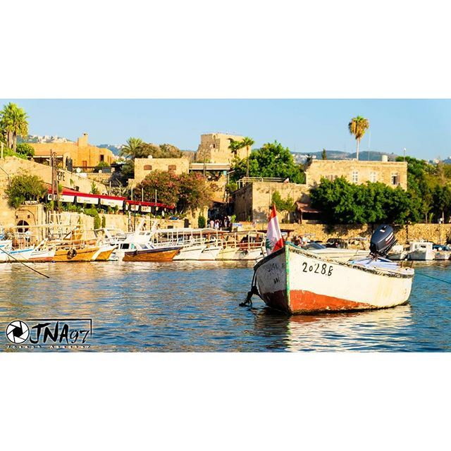 Visiting jbeil is one of the best ways to discover the beauty of lebanon and enjoy its historical pheonician's era 🇱🇧 (Jbeil-Byblos)