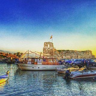 Good Morning from the amazing Byblos