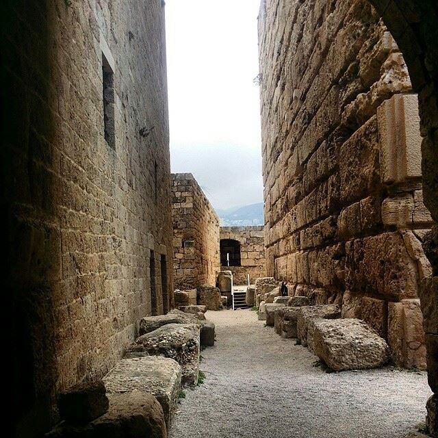 The ancient byblos from @jes_elegancemua's angle.