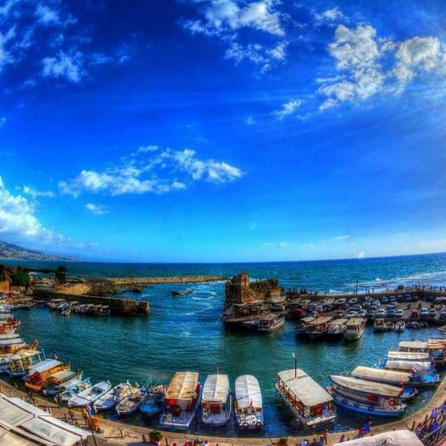 The amazing byblos!! By @fadi7ariri