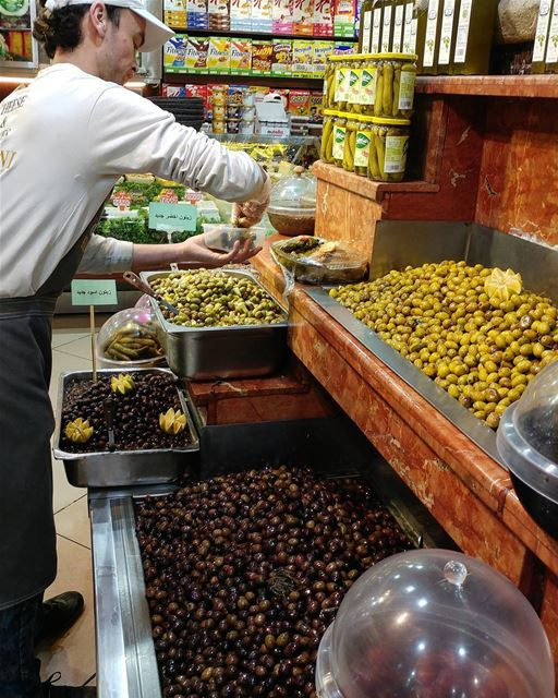 OK, so maybe you're not into olives, but would you want just a taste after... (Al Fakhani)