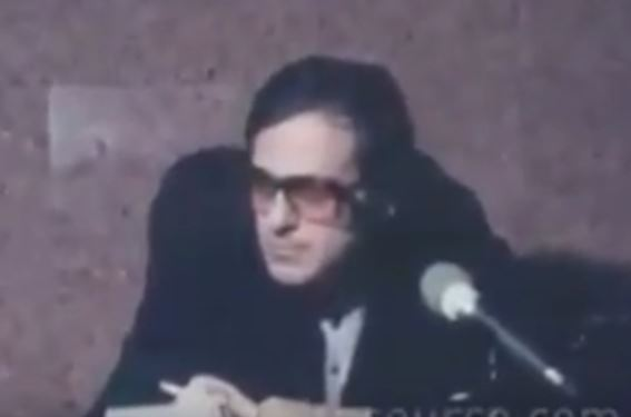 Abu Arz in an interview - 6 January 1978