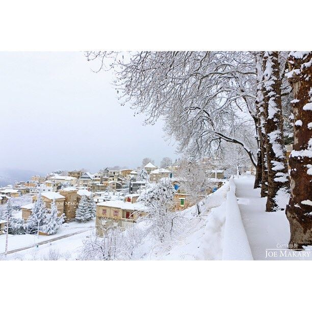 ehden  snow  beautifullebanon  thebestinlebanon  wearelebanon ...