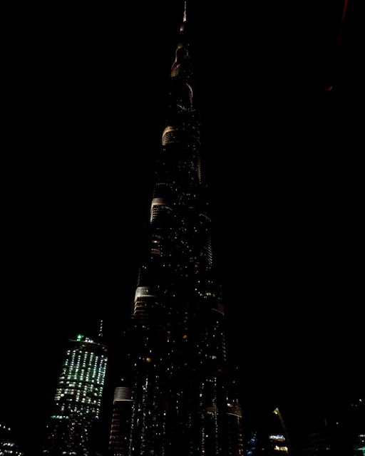 ... Good night 😴🌛💤------.. photography  photooftheday  photos ... (Burj Khalifa)