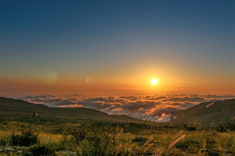 Lebanon  Summer  Mountains  sunset  Sky  Clouds  Colors  Nature ...