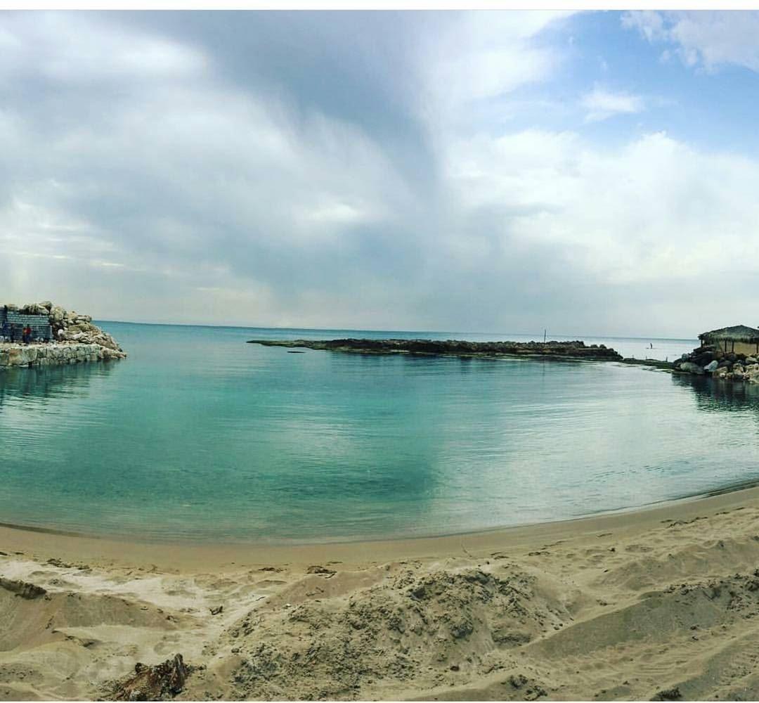 batroun sawary resort sand beach mediterranean sea  (sawary