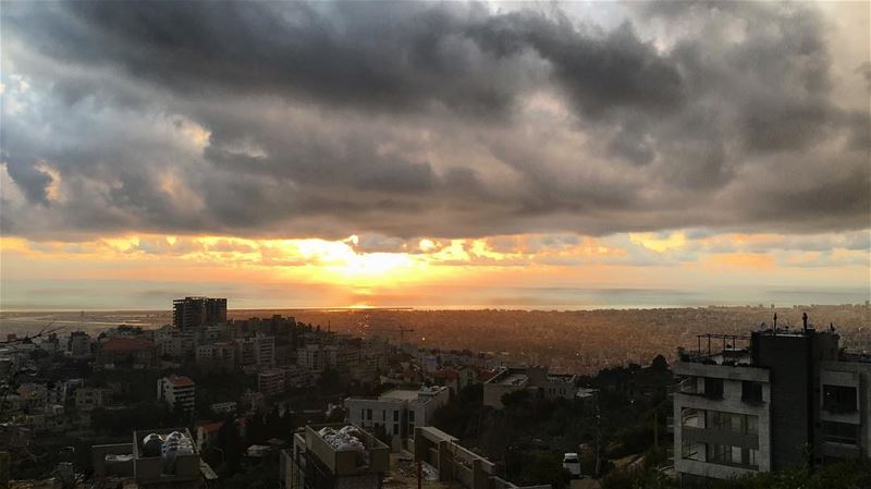 how you end up your day🌤 💪🇱🇧 lebanon  lebanon_hdr  gopro  goprolife ... (Baabda District)