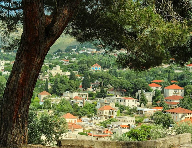 Will u still be the same when i'm older? Would u keep ur peaceful beauty... (Beïno, Liban-Nord, Lebanon)