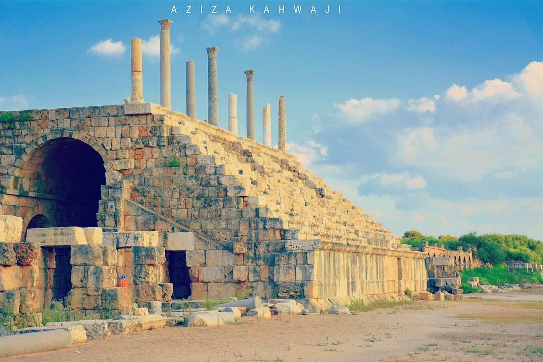 Roman Hippodrome TyreGratitude makes sense of our past, brings peace for... (...