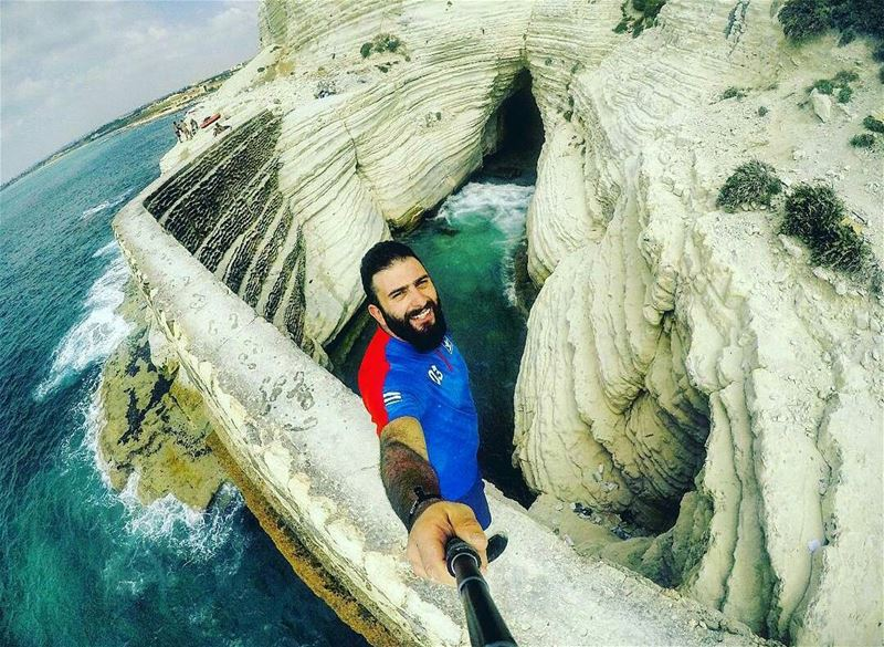 Adventures are the best way to... (Naqoura)