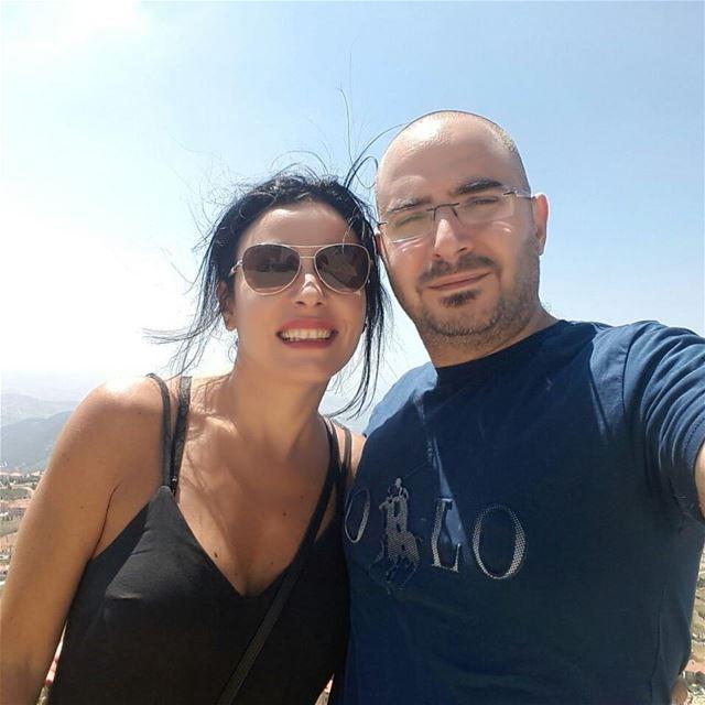 In love with the mountains of Lebanon ❤ ehden north ehdenmountain ... (Saydet El Hosn - Ehden)